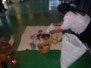 preparando-el-altar