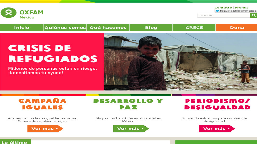 Oxfam México